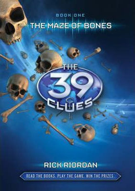 39 CLUES, THE #1: THE MAZE OF BONES (LIB)