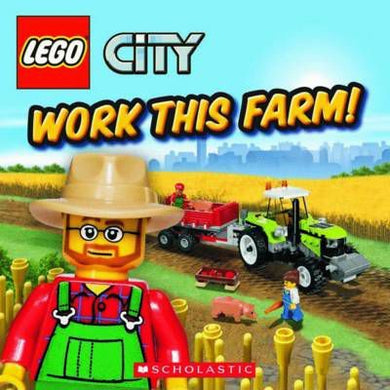 Lego City Work This Farm!