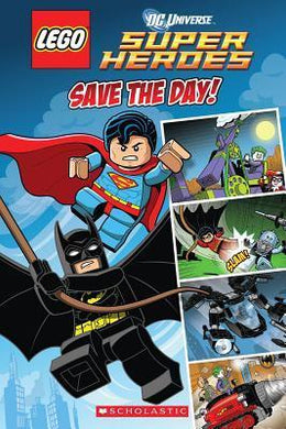 Lego Save The Day!