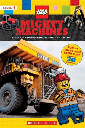 Lego Mighty Machines