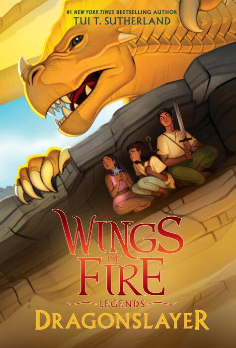 Wings of Fire: Legends: Dragonslayer