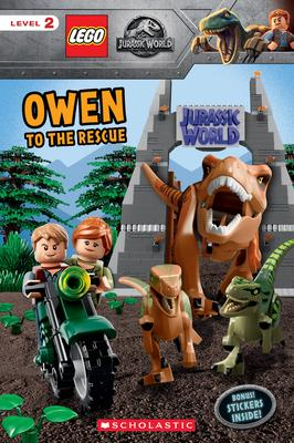 Lego Owen to the rescue