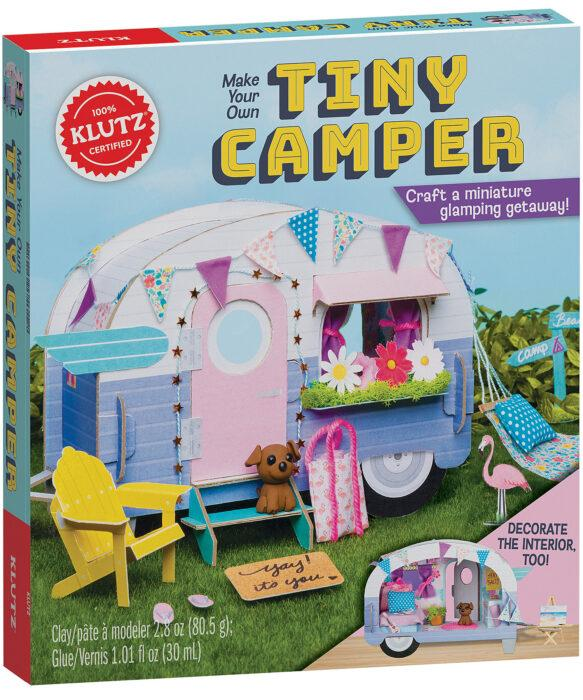 Klutz: Make Your Own Tiny Camper