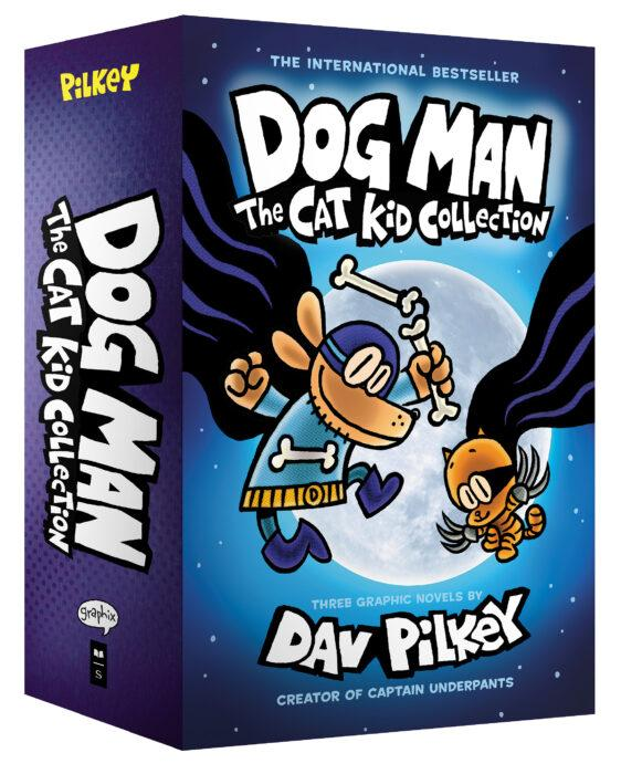 Dog Man: The Cat Kid Collection (Books #4-6)