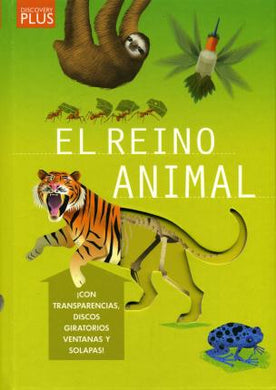 Discovery Plus: El Reino Animal