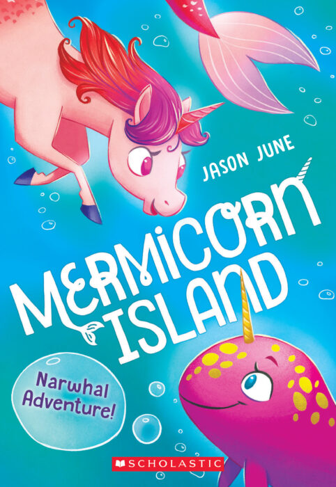 Mermicorn Island #2: Narwhal Adventure!