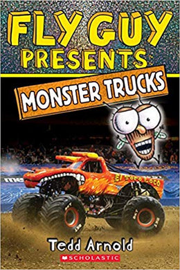 Fly Guy Presents: Monster Trucks