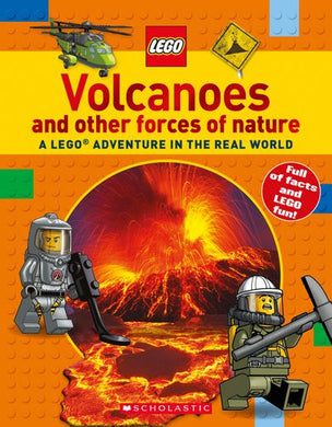 Lego: Volcanoes and Other Forces of Nature