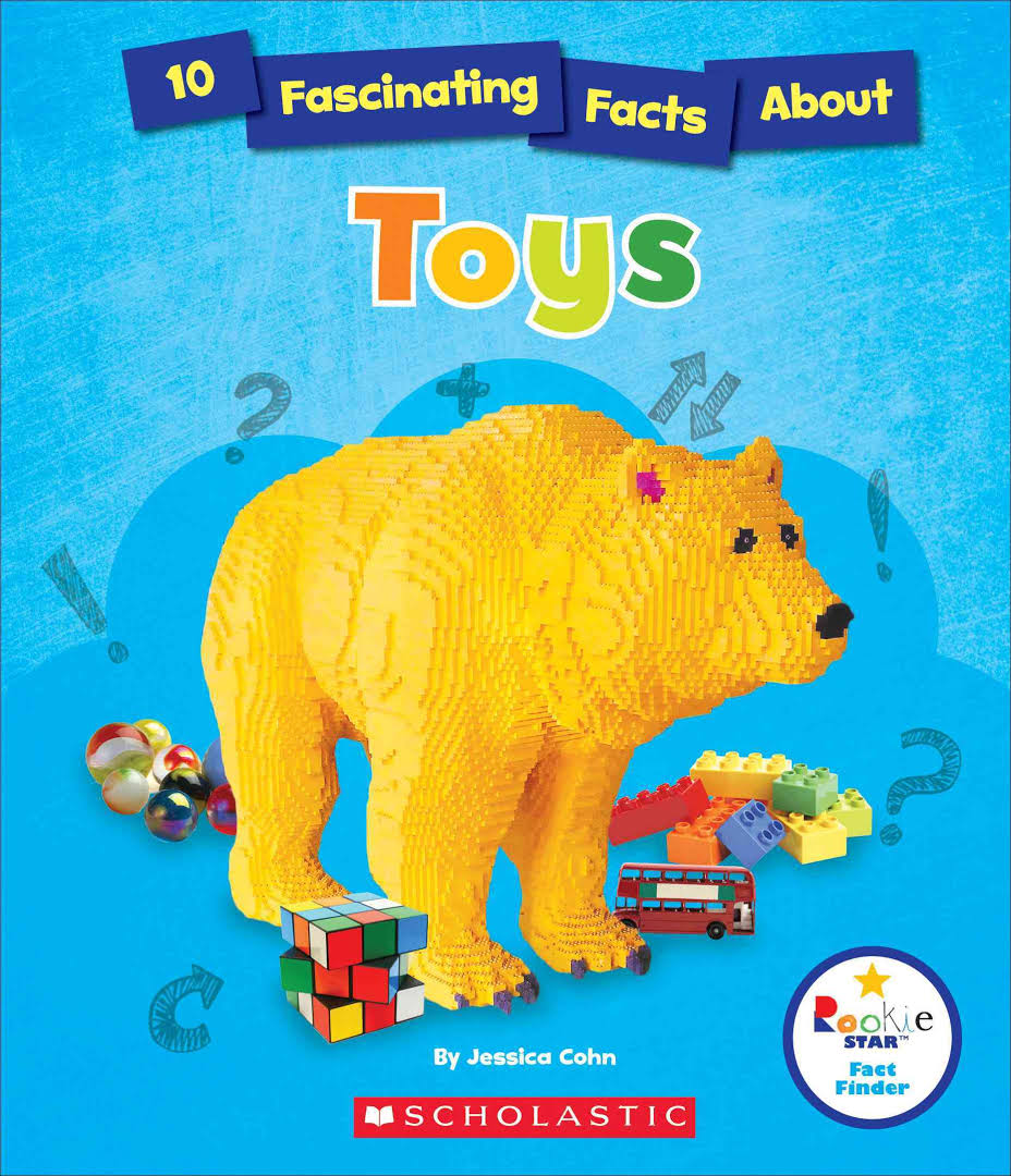 10 FASCINATING FACTS ABOUT TOYS