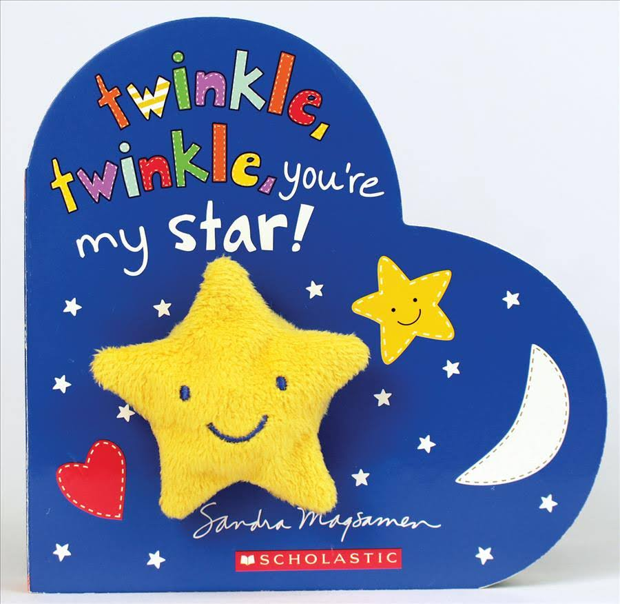 TWINKLE, TWINKLE, YOU'RE MY STAR!