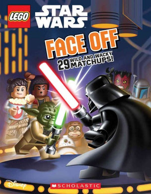 Lego: Star Wars, Face Off