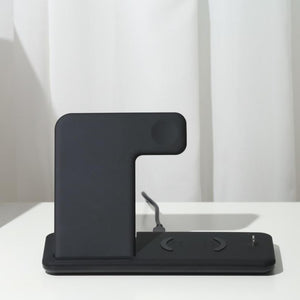 WRLS™ 4-IN-1 WIRELESS CHARGING STATION
