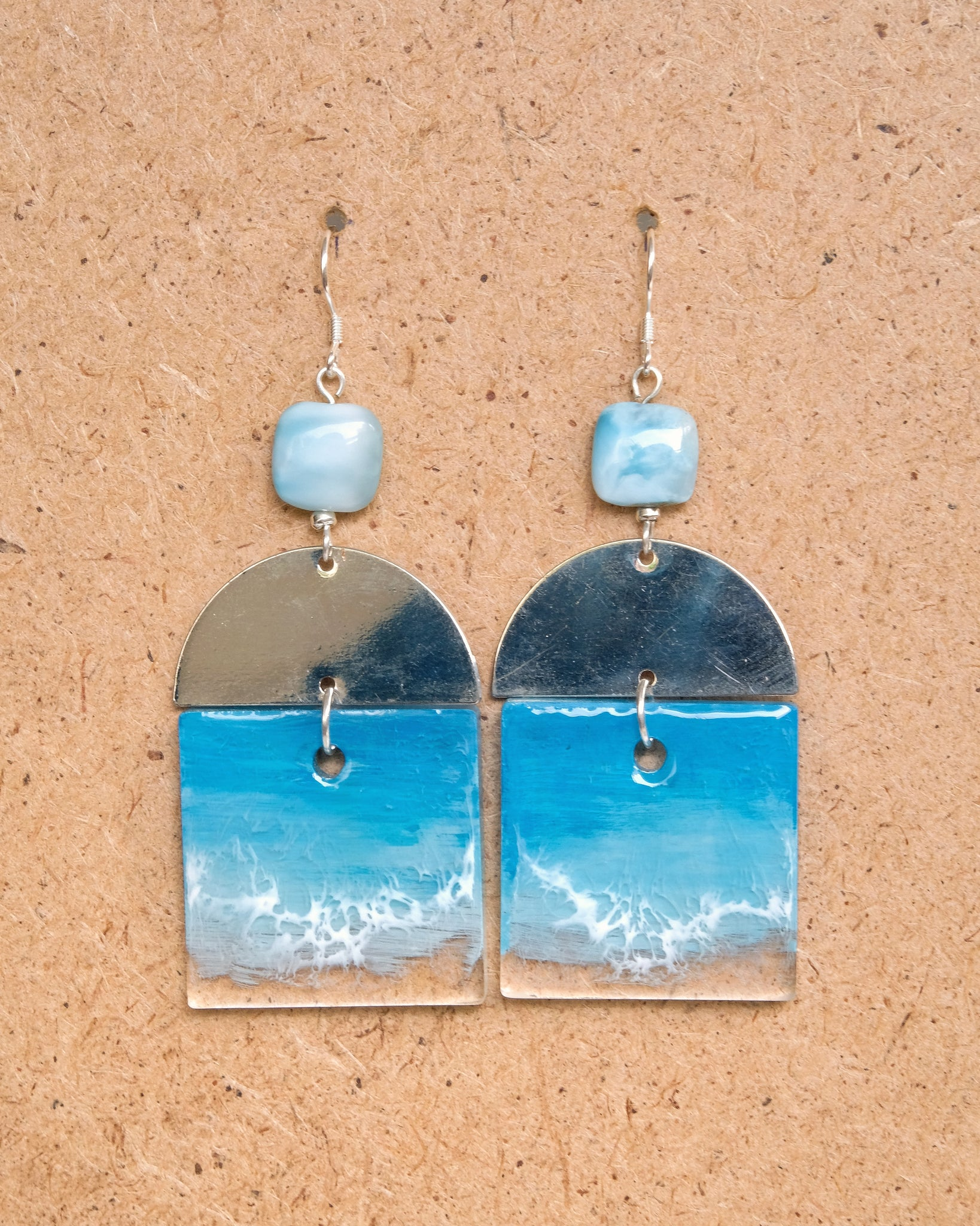 Paint the Sea: Larimar #1