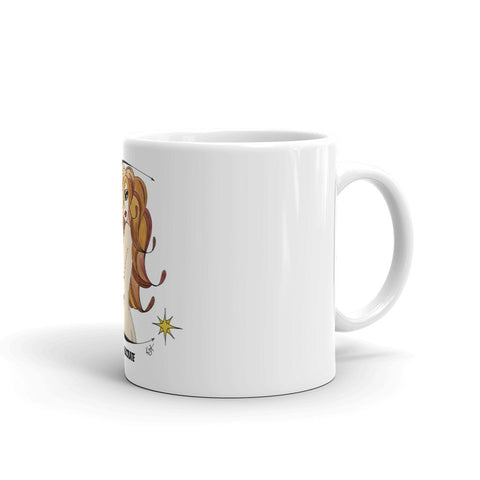 Sagittarius Drawing Mug