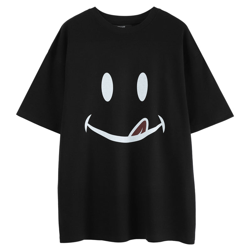 """Smiling Face"" TEE"