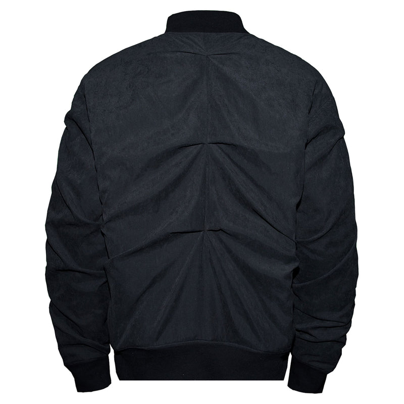 BLACKTAI(ブラックタイ)-CROSS PLEATS JACKET-SUPPLIER(サプライヤー)