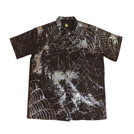 VIRUS 3M SPIDER WEB CARGO SHIRTS