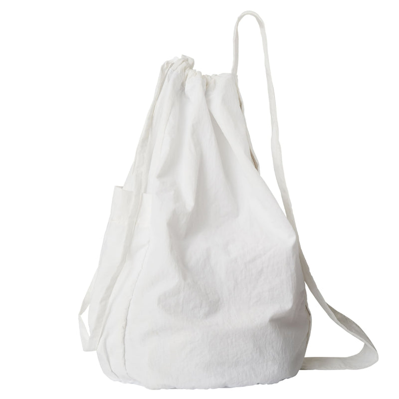 GPD(ジーピーディー)-WHITE BAG (WATER REPELLENT)-SUPPLIER(サプライヤー)