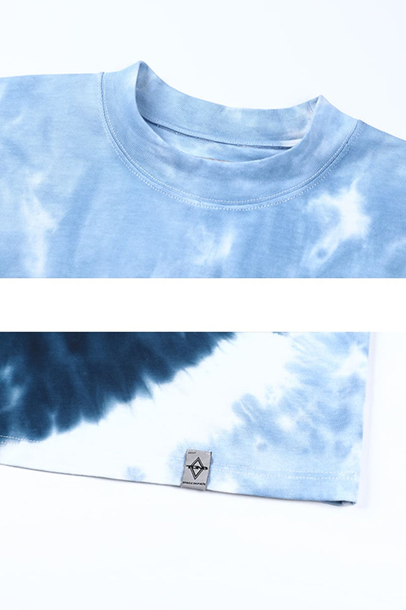 Eyeball dye Ls Tee