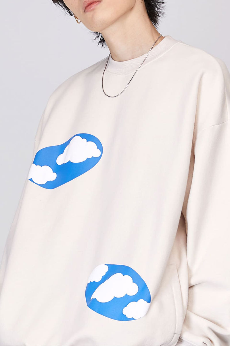 Cloud Foaming Crewneck