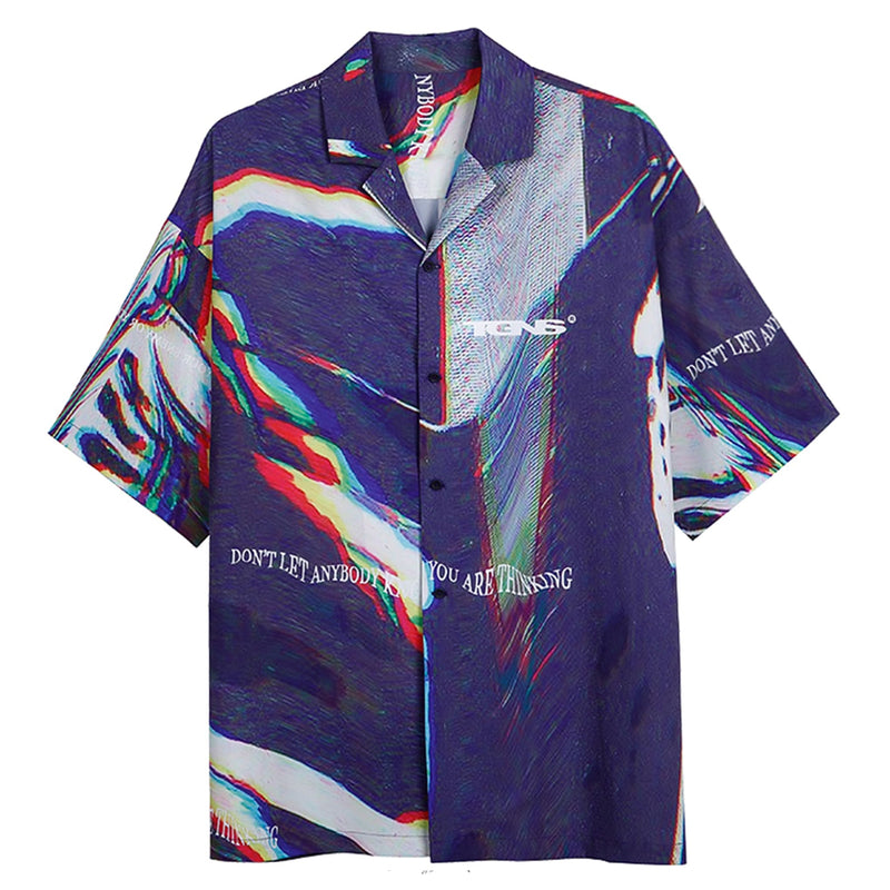 Purple Psychedelic Shirts