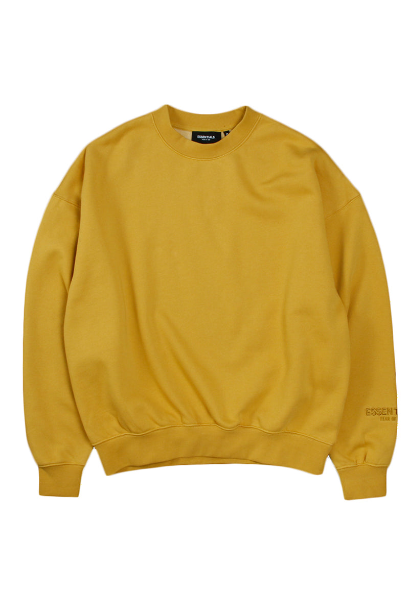 LONG BEACH 3M LOGO CREW SWEAT