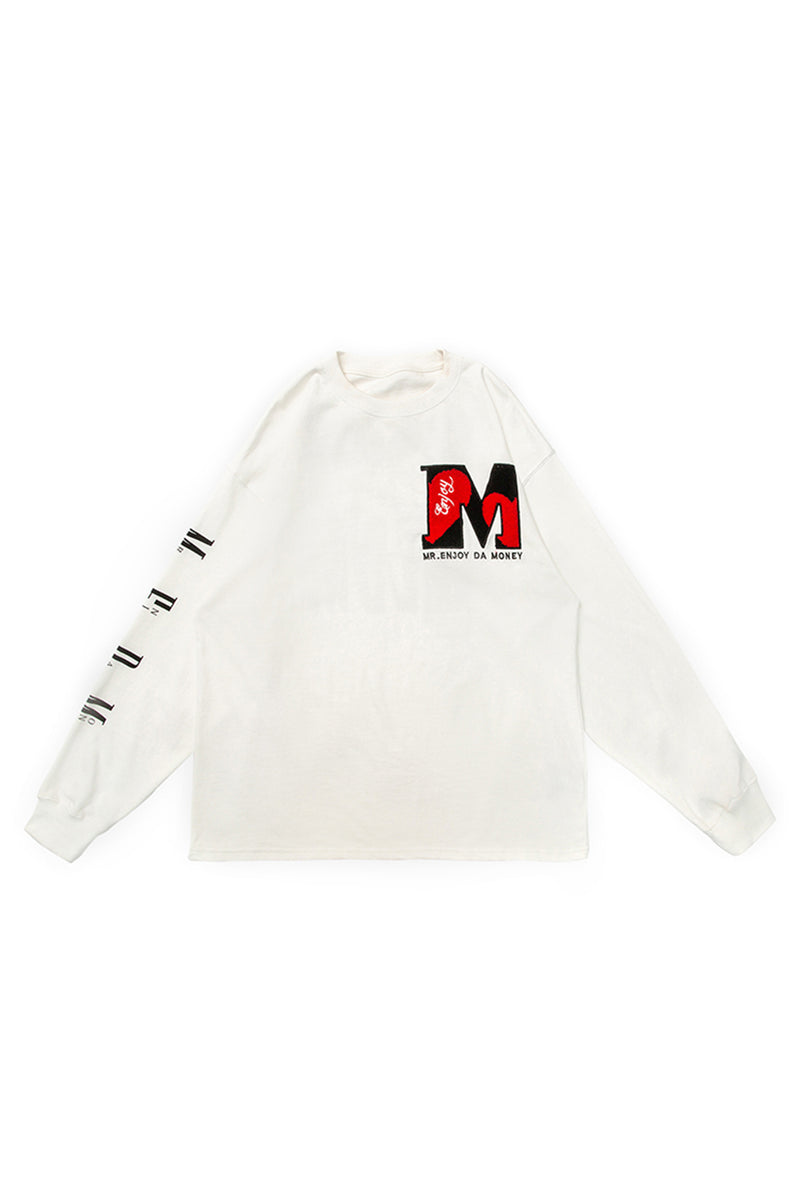 MEDM BIG M LONG SLEEVE