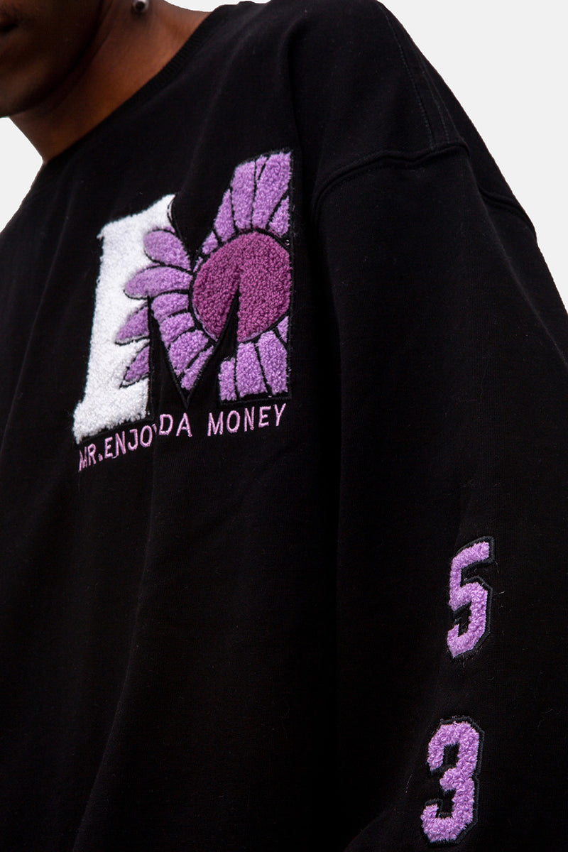 【Pre-Order】MEDM PURPLE BIG M LONG SLEEVE