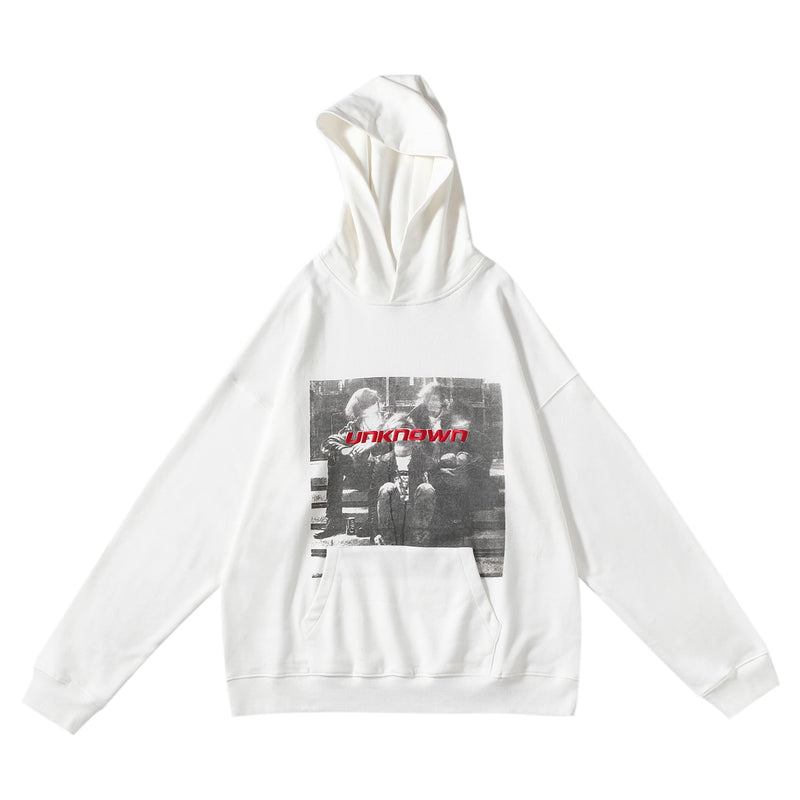 SOCIALLY DISTORTED HOODIE