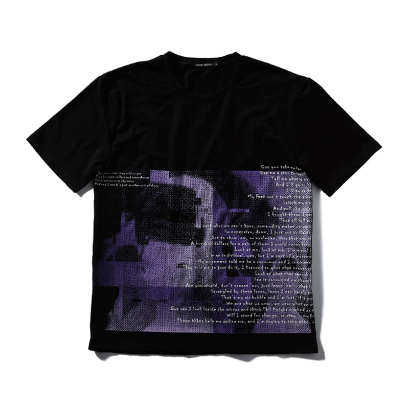 MAISON EMERALD(メゾンエメラルド)-ABSTRACT PORTRAIT TEE-SUPPLIER(サプライヤー)