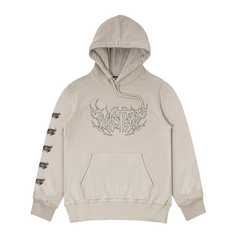 Hoodie Shadow Faded Sand