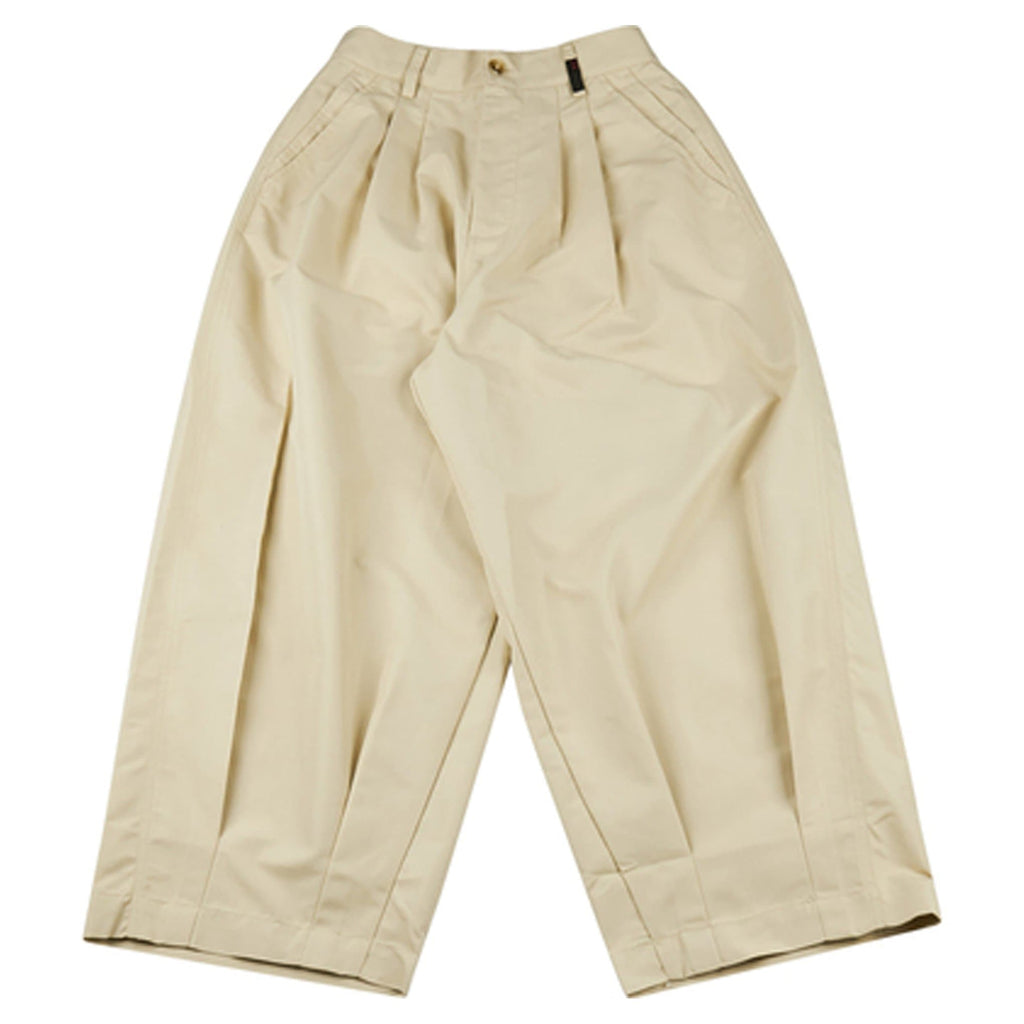 WIDE LEG CASUAL PANTS