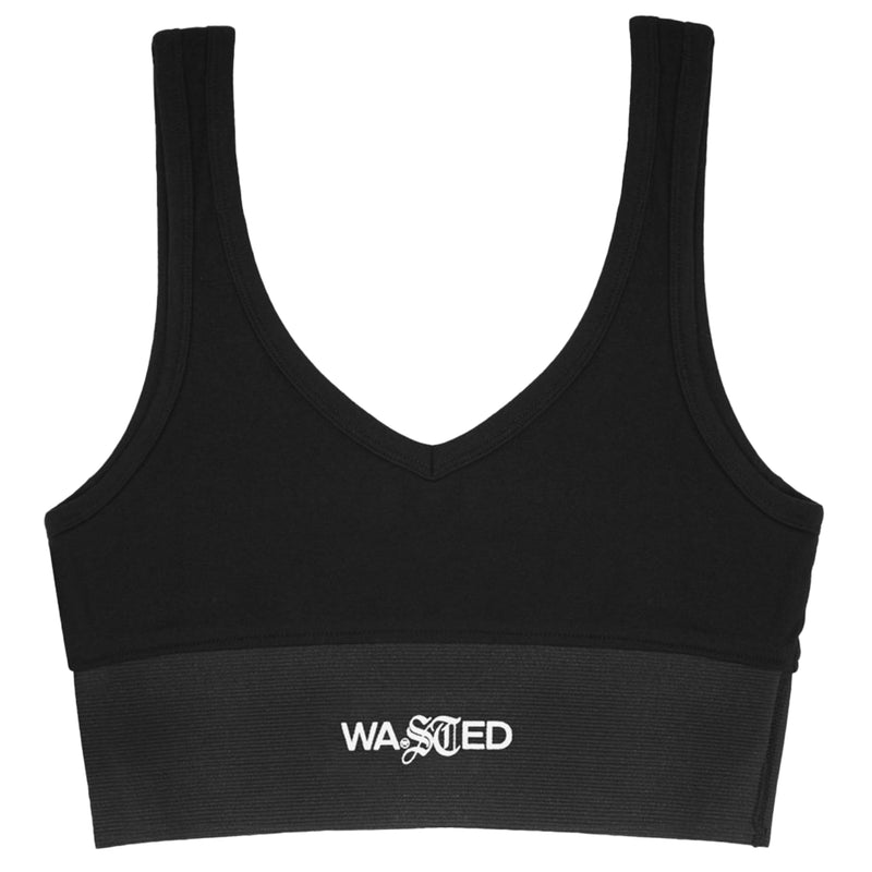 WM Running Top Black