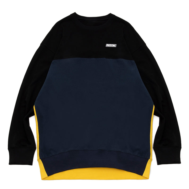 【Pre-Order】CONTRAST STITCHING LS T-SHIRTS
