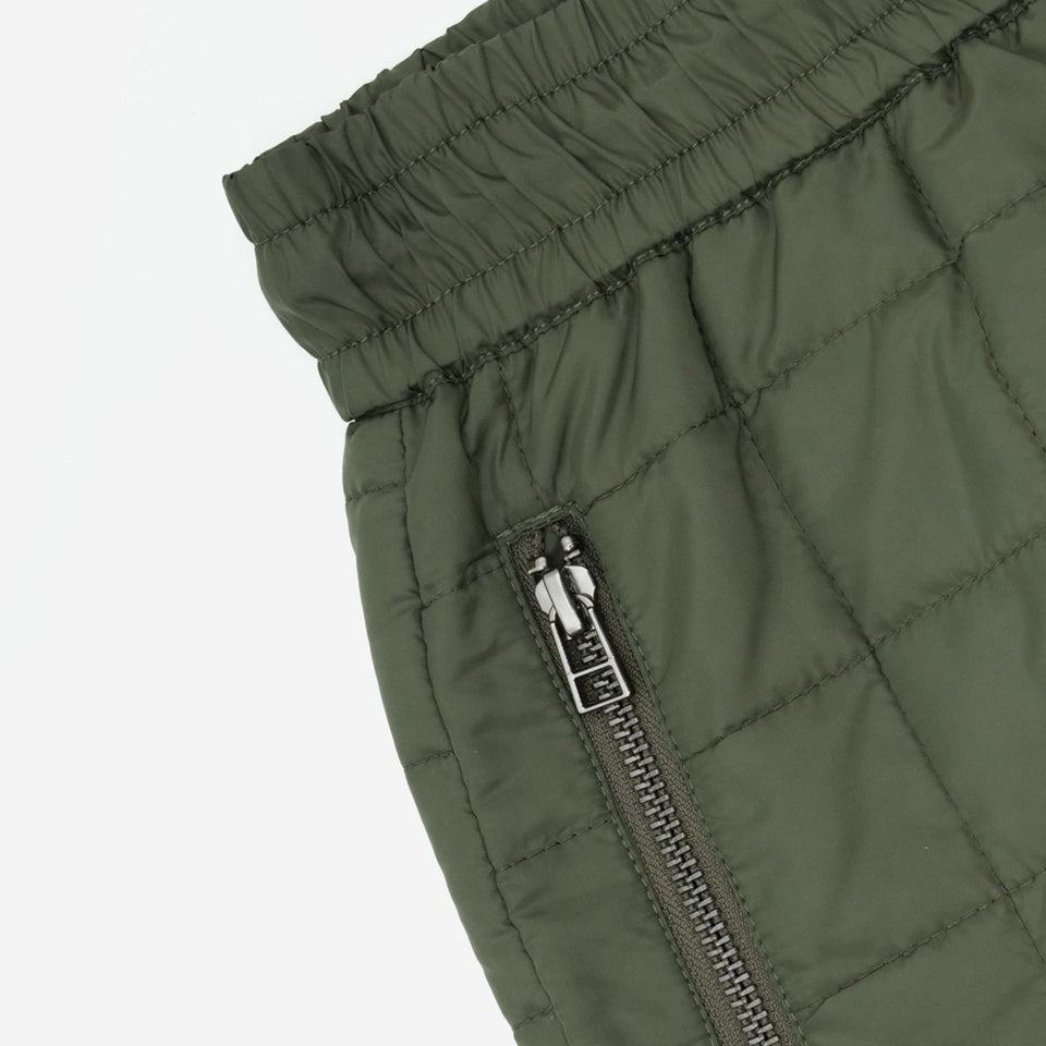 WASTED PARIS(ウェイステッドパリス)-HALF ZIP TRACK QUILTED PANTS-SUPPLIER(サプライヤー)