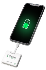 Phone Fuel 2.0 Disposable Cell Phone Charger-MINIMUM ORDER 5 Contact us at Asonger@PowerPlusDistributors.com to order.