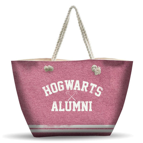 Hogwarts Alumni Beach Bag-The Curious Emporium