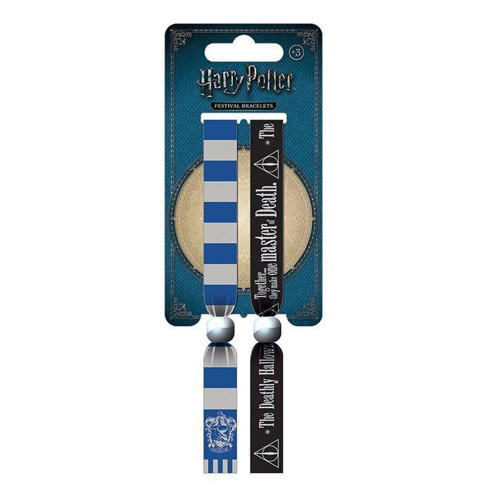 Harry Potter Ravenclaw Festival Wristband-The Curious Emporium