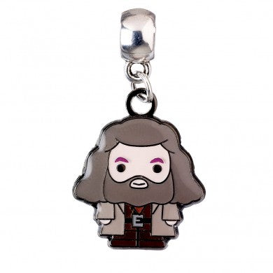 Rubeus Hagrid Slider Charm-The Curious Emporium