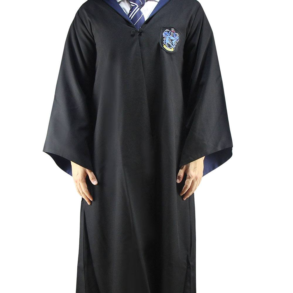 Harry Potter Adult Deluxe Wizard Robe Ravenclaw-The Curious Emporium