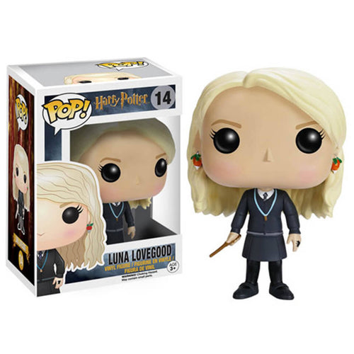 POP! Vinyl Figure Luna Lovegood 9cm-The Curious Emporium