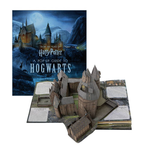 Harry Potter: A Pop-Up Guide to Hogwarts-The Curious Emporium