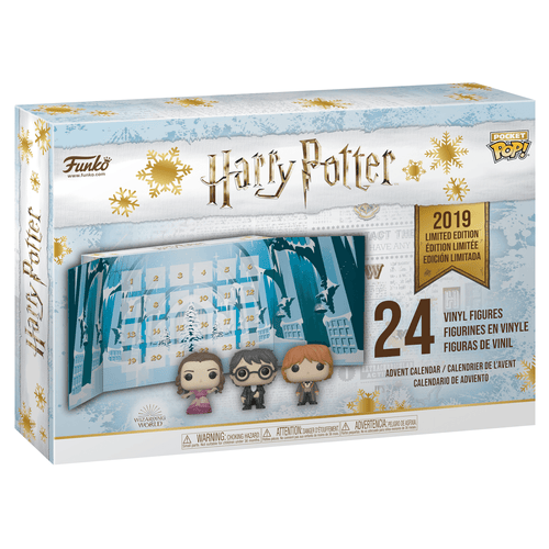 Harry Potter Funko Pocket POP! Vinyl 2019 Advent Calendar-The Curious Emporium