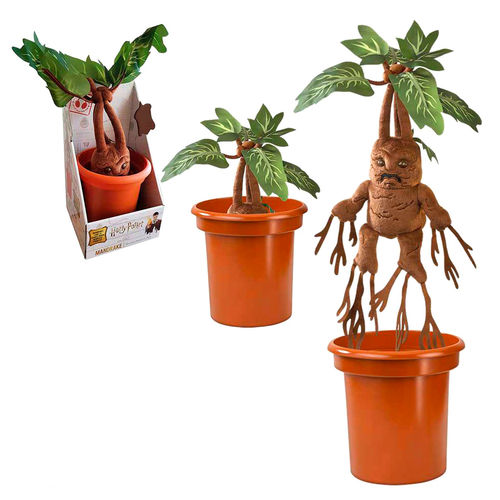 Mandrake Interactive Plush-The Curious Emporium
