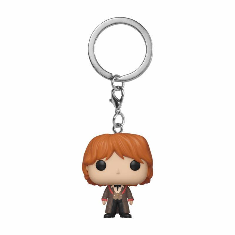 Pocket POP! Vinyl Keychain Ron (Yule) 4cm-The Curious Emporium