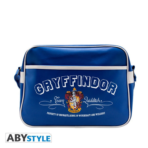 Gryffindor Quidditch Messenger Bag-The Curious Emporium