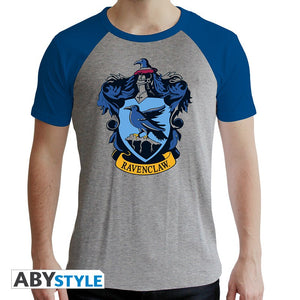 Ravenclaw Mens Premium T-Shirt-The Curious Emporium
