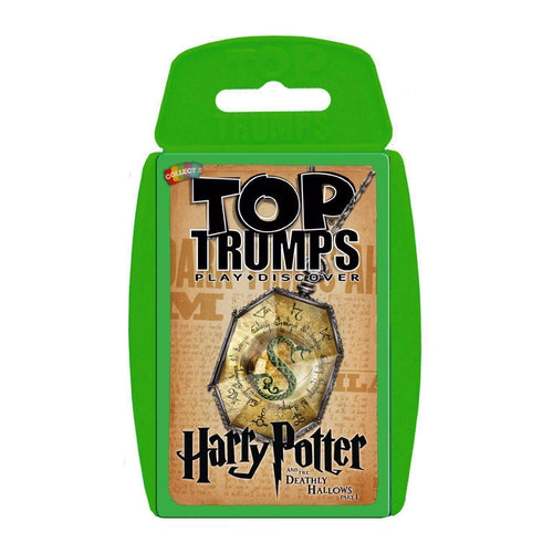 Top Trumps Harry Potter and the Deathly Hallows Part 1-The Curious Emporium