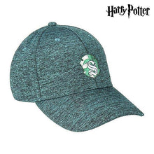 Load image into Gallery viewer, Slytherin Baseball Cap-The Curious Emporium