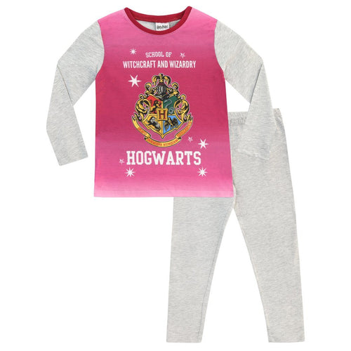 Girls Harry Potter Pyjama Set-The Curious Emporium